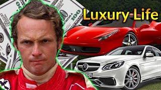 Niki Lauda Luxury Lifestyle | Bio, Family, Net worth, Earning, House, Cars