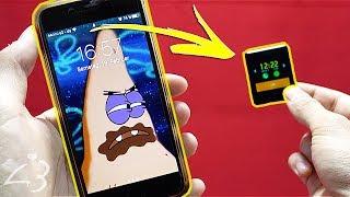 30€ SMARTPHONE DAS KLEINSTE HANDY DER WELT!? - UNBOXING! 🔴