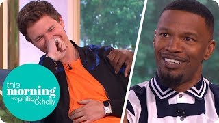 Jamie Foxx Has Everyone in Stitches Talking About