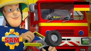 Feuerwehrmann Sam Deutsch Neue Folgen | Strom und Wasser - Jupiter | Cartoons für Kinder