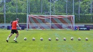 freekickerz vs Atlético Madrid - Ultimate Football Challenges by LaLiga