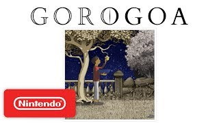 GOROGOA - Official Launch Trailer - Nintendo Switch