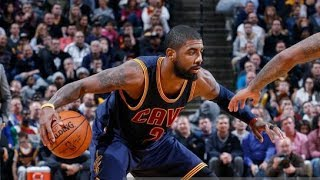 Kyrie Irving 13 Different Crossovers