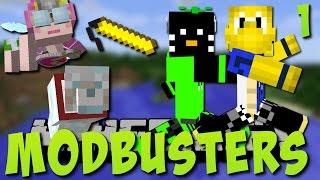 Ein NEUES Abenteuer! - Minecraft ModBusters #1