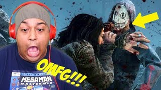 RUNNN!!! BRAND NEW KILLER!! [DEAD BY DAYLIGHT] [DARKNESS AMONG US]