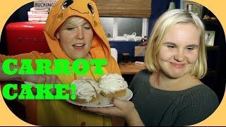 MY DRUNK KITCHEN: Carrot Cake