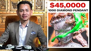 Expert Jeweler Johnny Dang Shows Off His Insane Jewelry Inventory | GQ
