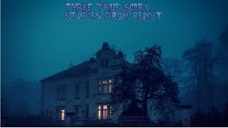 3 True Scary Stories From Reddit (Vol. 39)