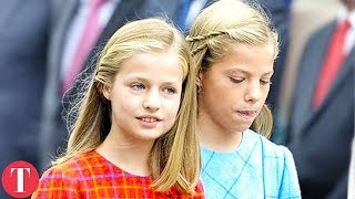 The Untold Lives Of The Spanish Royal Family