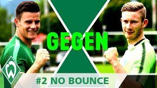 1gegen1 CHALLENGE: Florian Kainz gegen Michael Zetterer | #2 No Bounce | SV Werder Bremen