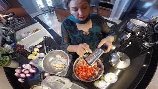 Cooking Pakistani Food