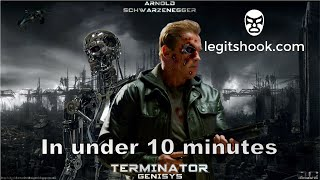 The Best Parts of Terminator Genisys In Under 10 minutes