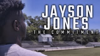 The Commitment: Jayson Jones