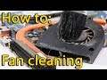 How to disassemble and fan cleaning lapt...mp3