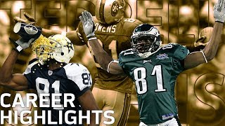 "Terrell Owens ""T.O.""  FULL Career Highlights 