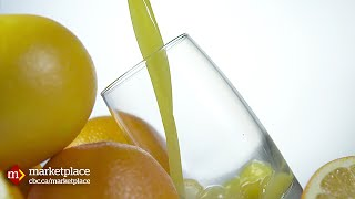 "How ""premium"" orange juice is really made (CBC Marketplace)"