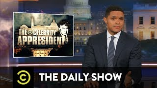 Chaos in the White House: Scaramucci and Priebus Are Out - The Daily Show