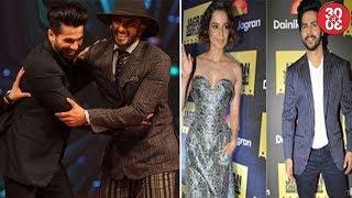 Ranveer – Shahid  Are Not Getting Along On 'Padmavati' Sets   Vivek, Kangana, Varun Attend An Event