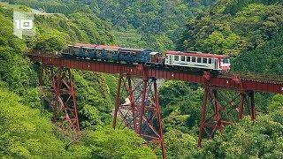 10 Vías de trenes más peligrosas del mundo