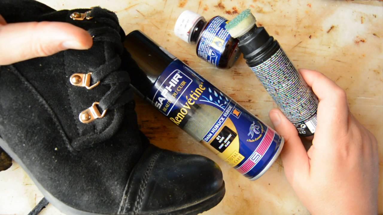 Как покрасить обувь в черный цвет в домашних условиях