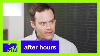 Bill Hader Missed Everything While Filming 'Barry' *SPOILER ALERT: STAR WARS & GOT*   After Hours