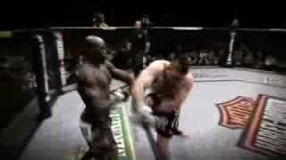 UFC - Brock Lesnar vs Heath herring