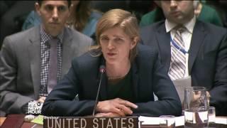 UN Ambassador Power warns against