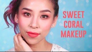 Sweet Spring Makeup Tutorial -TINA YONG