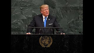 Trump to UN: