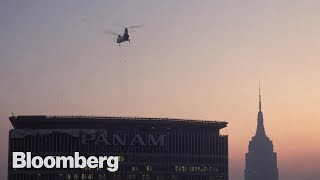 The Death and Life of Helicopter Commuting