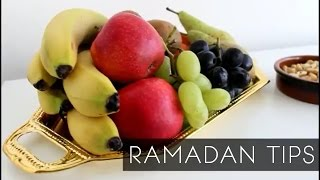 Prepare for Ramadan With These Handy Tips