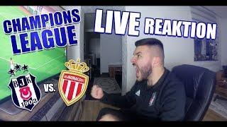CanBroke   AS Monaco -  Besiktas    Champions League Live Reaktion