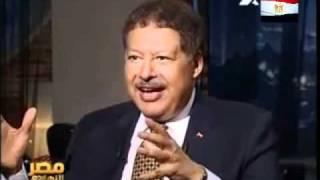 رأي دكتور أحمد زويل في رؤساء مصر