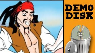 BOOTY-LICIOUS - Demo Disk Gameplay