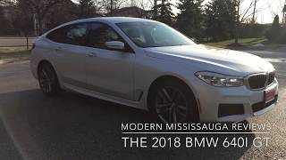 Modern Motoring - Reviewing the 2018 BMW 640i GT