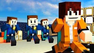 WIR BRECHEN AUS !!! (Minecraft)