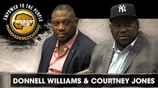 Donnell Williams + Courtney Jones Talk About The National Association Of Real Estate Brokers + More