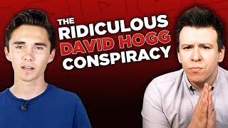 We Need To Talk About The Disgusting David Hogg Conspiracy Theories And More...
