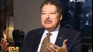 لقاء د. أحمد زويل مصر النهارده الجزء الأول