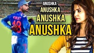 Fans TEASE Virat Kohli In The Name Of Anushka Sharma In Stadium - Virat