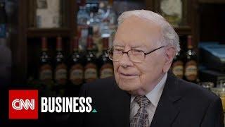 Warren Buffett: I