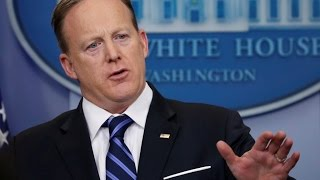 WATCH LIVE: Press Sec. Sean Spicer delivers daily White House briefing