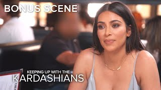 KUWTK | Kim Kardashian Gets Baby Advice From Scott Disick | E!
