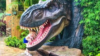 The Best Outdoor and Indoor Playgrounds for kids Amusement parks for funny Playtime