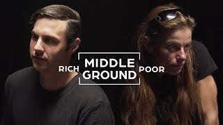 Rich And Poor People Seek To Understand Each Other
