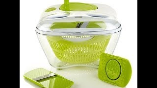 Kitchen Master AllinOne Salad Maker