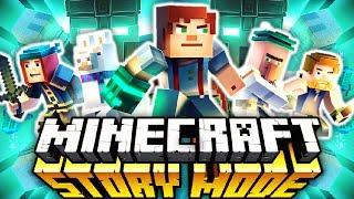 Minecraft STORY MODE - STAFFEL 2 (Komplette Episode Deutsch)