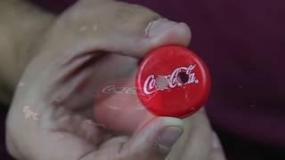 How to Make Coca Cola Fountain Machine at Home Creative Idea