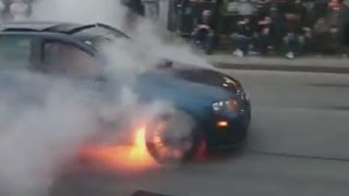 Wörthersee 2017 - EXPLOSION 🔥🔥🔥 FIRE / Feuer