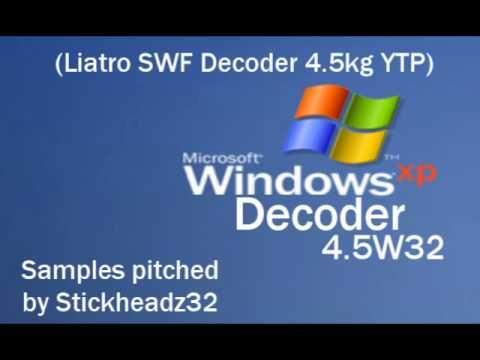 LIATRO SWF DECODER 5.1 СКАЧАТЬ БЕСПЛАТНО